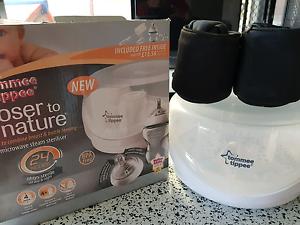 Tommee tippee microwave steriliser Mindarie Wanneroo Area Preview