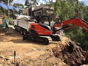Excavations / Soil Removal / Bobcats / Tippers Blacktown Blacktown Area Preview