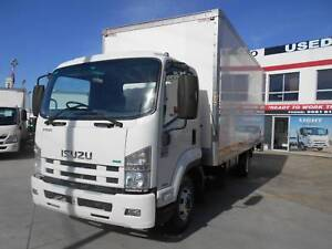 2012 Isuzu FRR 500 LONG Arndell Park Blacktown Area Preview