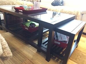 Coffee table 3 in 1
