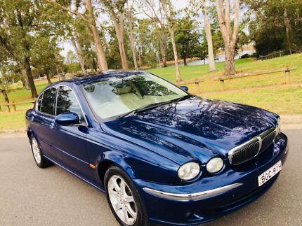 2003 Jaguar X Type Sedan Low Kms Long Rego Sunroof