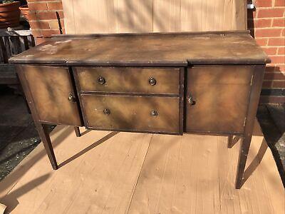 TIBBENHAM Vintage Sideboard Cabinet - Restoration Required 1950's