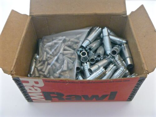 "Rawl Self Drilling Snap-Off Flush Anchor 1/4"" (Qty.90) USA"