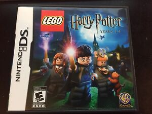 LEGO Harry Potter years 1-4 for Nintendo DS