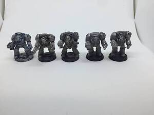Warhammer 40k - Space Marine - Terminators OOP Mitchell Park Marion Area Preview