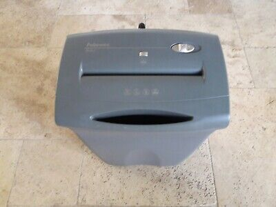 Fellowes P500-2 Paper Shredder