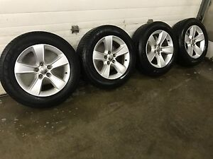 """17"""" Dodge Charger Wheels and Tires"""