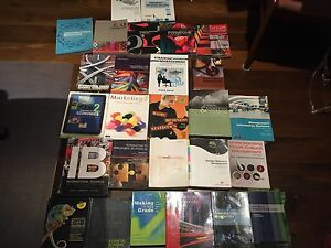 Uni textbooks bulk lot Virginia Brisbane North East Preview