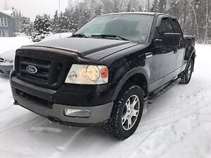 Ford F-150 FX4 flair side