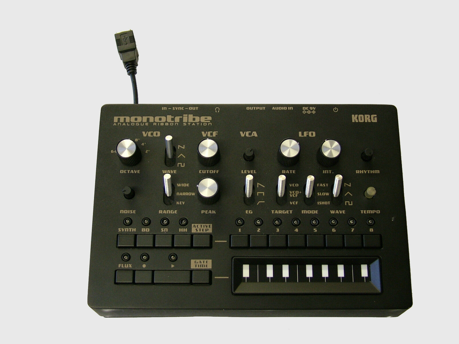 USBtribe USB MIDI Interface For Korg Monotribe