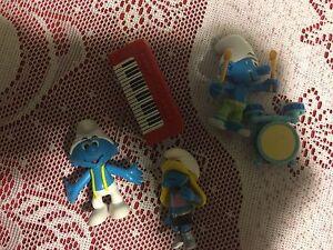 Smurf Toys