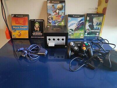 Nintendo GameCube seminuova più 5 giochi affare!