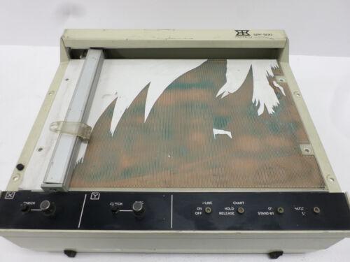 Aminco SPF-500 X-Y Recorder A85-75000