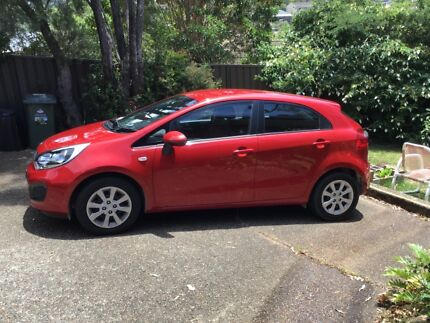 KIA Rio 2013 Port Macquarie Port Macquarie City Preview