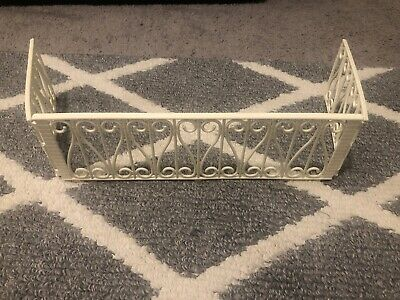 1992 Vintage Barbie FOLD 'N FUN HOUSE Replace Roof Patio Fence Railing