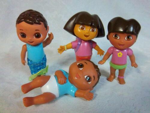 """Mattel Dora the Explorer Diego 5.5"""" Toy"""