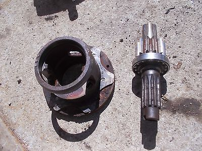 Farmall 300 350 Rc Tractor Ih Inner Brake Housing Drive Bowl Gear