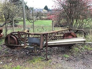 Ford 14-72  side delivery hay rake