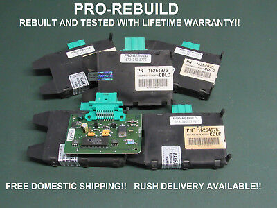 CHEVY EXPRESS GMC SAVANNA VAN C3500 ANTI THEFT PASSLOCK VATS MODULE 16264975