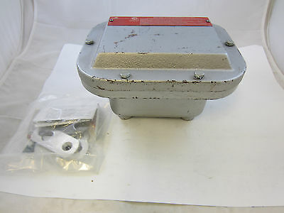 Crouse Hinds Ejb060404 Explosion Proof Enclosure