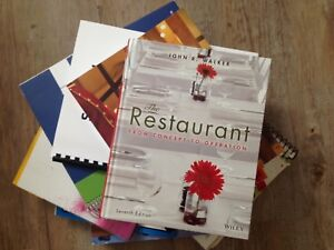 International Hospitality Management Books Holland College