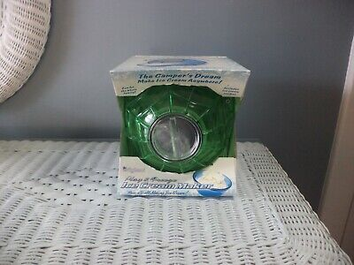 Play and freeze Ice Cream Maker  Ball New in Box