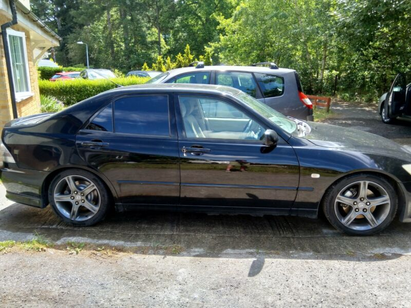 Image of 2002 Lexus is300 3.0 Auto 2JZ-GE