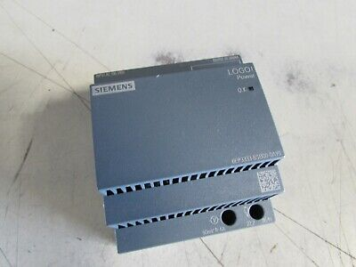 Siemens Logopower 15vdc 4a Power Supply 6ep1352-1sh03 Xlnt Used Takeout Mo