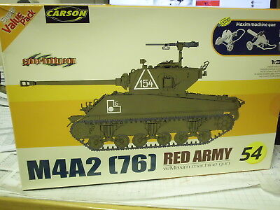 Red Army 9154 76mm Dragon 1//35 US M4A2