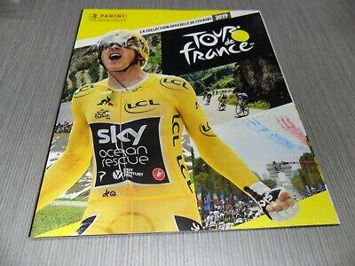 Panini Tour de France 2019 album vide + 6 stickers n°82, 112, 142, 193, 223, 322