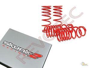 Skunk2 Lower Springs Kit For 2000-2009 Honda S2000 Drop 2.00