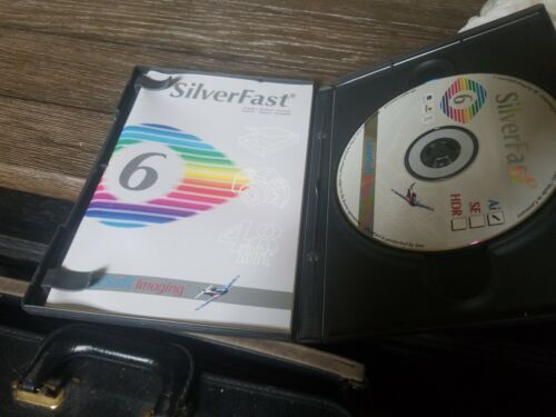 SilverFast Ai 6 Professional Scan Software Used microtek artixscan