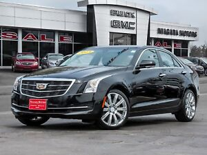 2015 Cadillac ATS AWD LUXURY EDITION..ONE OWNER