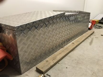 Gull wing aluminium tool box Cranbourne South Casey Area Preview