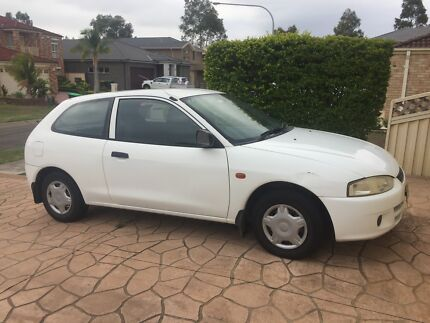 2003 Mitsubishi Mirage - Manual Transmission Hoxton Park Liverpool Area Preview