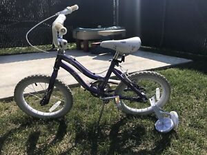 Vélo fillette roues 16 Po
