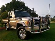 Toyota Landcruiser 79 GXL Toowoomba Toowoomba City Preview