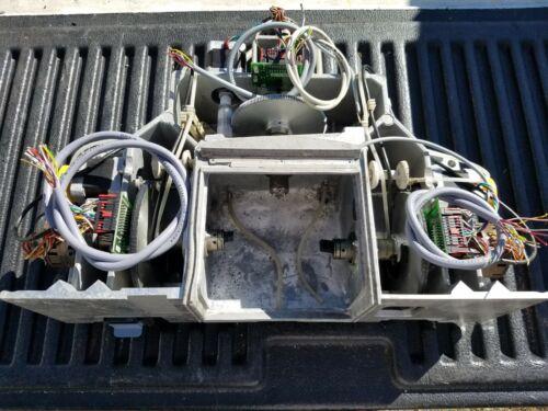 SIRONA CEREC 3 COMPACT INLAB MILLING MACHINE FRAME, DAMPER MOTORS, BOARDS D3329