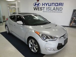Hyundai Veloster TECH 1.6L, automatique