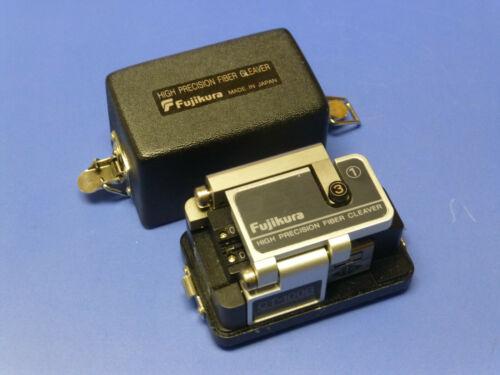 Fujikura CT-100B Precision Fiber-Optic Cleaver