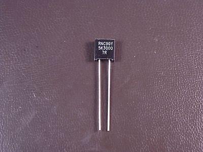 Rnc90y5k3000tr Vishay Metal Foil Resistor 5.3k Ohm 600mw 0.01 Radial Nos