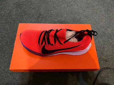 Nike Zoom Vaporfly 4% UK6 US7 Brand New! CRIMSON