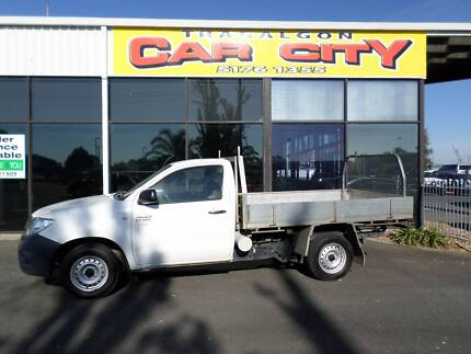 2010 Toyota Hilux Workmate Tray Traralgon East Latrobe Valley Preview
