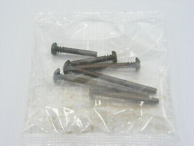 Vintage Tamiya FF FF01 FWD TA01 TA02 3x46 3x32 3x22 Screw Pin Bag Brand NIP