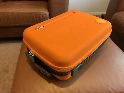 Samsonite Black Label Marc Newson scope Orange shoulder bag