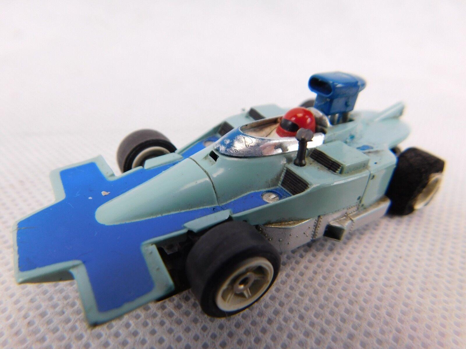 FALLER AMS / TYCO Model Rennwagen Auto PKW Slotcar Formel 1 Fahrzeug H0 1:87 #25