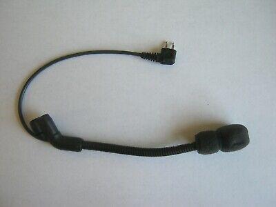 NEW 3M Peltor MT33-05 flex boom replacement mic for MT31 ComTac headset Flex Boom Mic