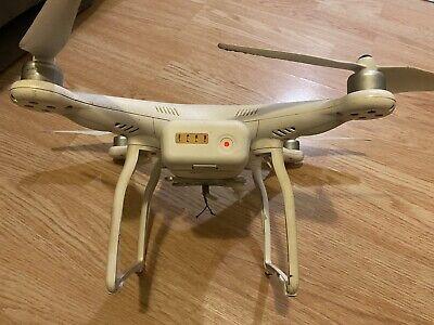DJI Delusion 3 Standard Quadcopter Camera Drone - White