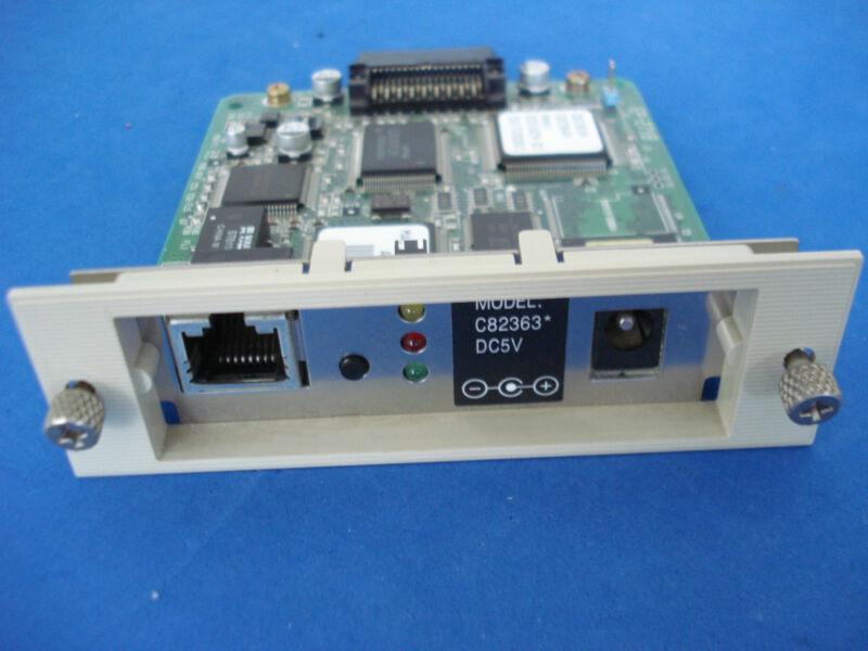 Epson Stylus Printer NIC Network Interface Card C82363 Print Server 900N 980N