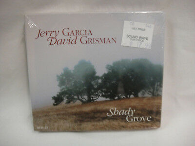 Jerry Garcia Acoustic Guitars (New Jerry Garcia David Grisman Shady Grove CD 1996 Acoustic Guitar Grateful Dead )